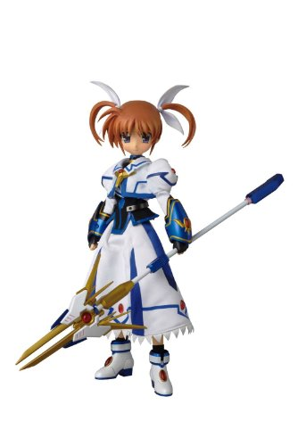 Medicom Magical Girl Lyrical Nanoha: Takamachi 'Excelion Mode' Real Action Hero Figure