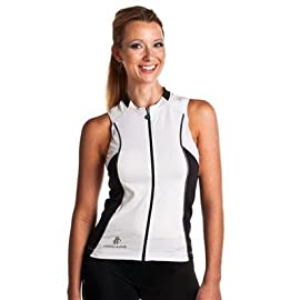Hincapie 2012 Women's Cadence Sleeveless Cycling Jersey - 20781W