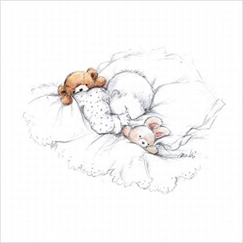Posters: Makiko Poster Art Print - Sleepy Time Iii (12 X 12 Inches) front-149683