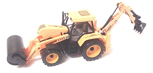 New! Friction Powered Big Construction Tractor Toy For Kids! (style may vary)