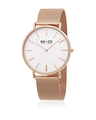 SO & CO New York Reloj de cuarzo   41 mm