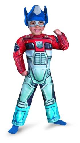 Optimus Prime Rescue