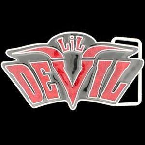 Graffiti Expressions Belt Buckle - Lil Devil