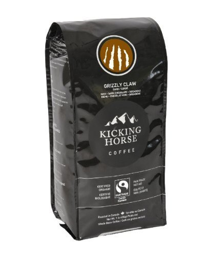 Kicking Horse Coffee, Grizzly Claw, 1 Pound by Kicking Horse Coffee [Foods]