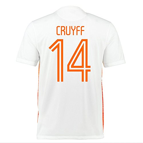 2015-2016 Holland Nike Away Shirt (Cruyff 14)