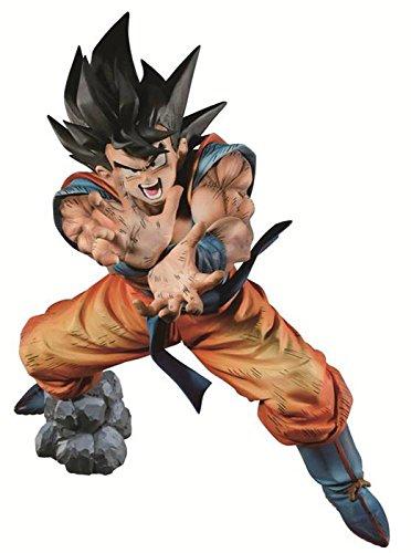 Banpresto - Figurine DBZ - Son Goku Super Kamehameha 20cm - 3296580260447