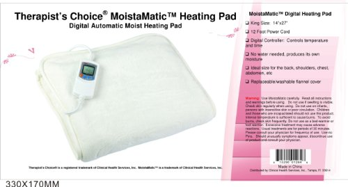 theratherm moist heating pad manual