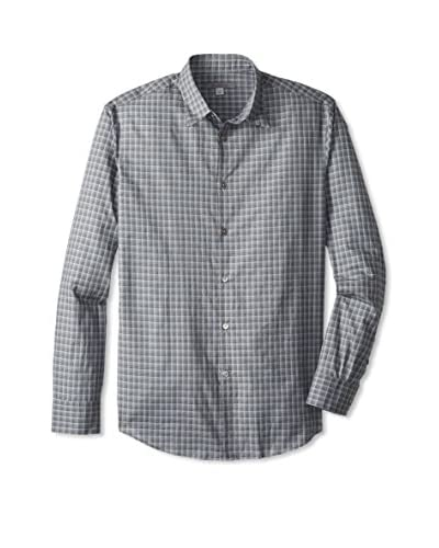 John Varvatos Collection Men's Classic Fit Sportshirt
