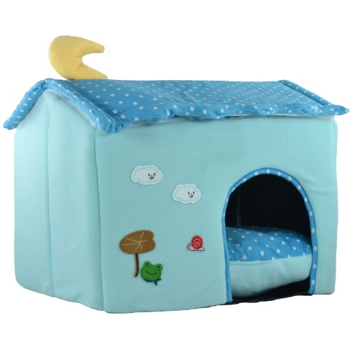Soft Dog House back-721857