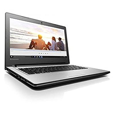 Lenovo Ideapad 300-15ISK 80Q700UWIH 15.6-inch Laptop (Core i5-6200U/4GB/1TB/Window 10 Home/2GB Graphics), Silver