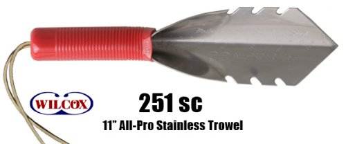 251 SC-ALL PRO SOD SIDE-CUTTING TROWEL
