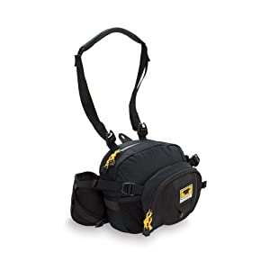 Mountainsmith Swift FX R Camera Hiking Waist Pack - Heritage Black
