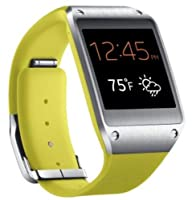 Lime Green Samsung Galaxy Gear Smartwatch by Samsung