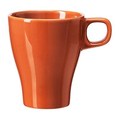 IKEA(イケア) FARGRIK マグ オレンジ