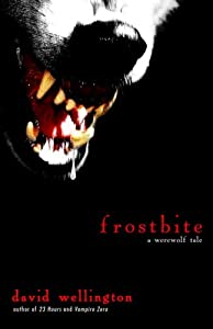 """Cover of """"Frostbite: A Werewolf Tale"""""""