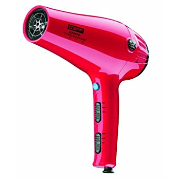 The Conair 1875 Watt Cord-Keeper Styler with Ionic Conditioning is equipped with all the features you need to create your favorite hair styles.  It has 2 heat and 2 speed settings to help optimize styling power.  This dryer features a retractable lin...