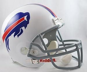 NFL Buffalo Bills Deluxe Replica Football Helmet by Riddell