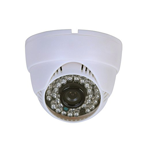 Best Deals! ESTi CR-IR1425M Cctv Security Camera 700 TVL Day Night Vision Ir Home Security Camera Va...