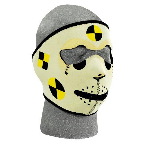 Zanheadgear Neoprene Face Mask (Crash Test Dummy) front-293329