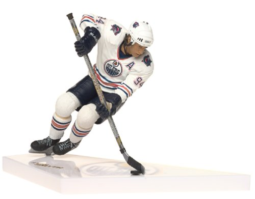 McFarlane Toys NHL Sports Picks Series 4 Ryan Smyth White Jersey Action Figure - 1