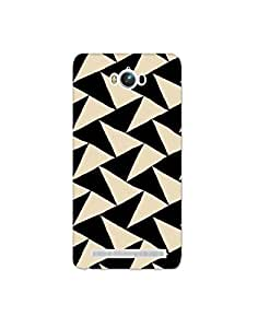 Mott2 Patterns & Ethnic Pattern Back Cover Design for Asus Zenfone Max - Abst... (Limited Time Offers,Please Check the Details Below)