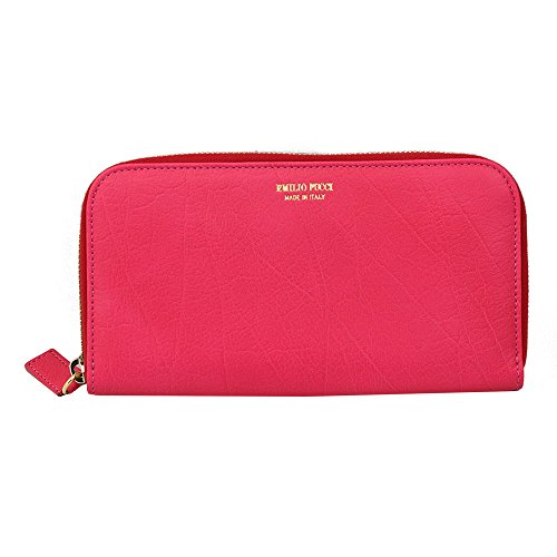 emilio-pucci-pink-leather-long-wallet-55sm10-zip-around