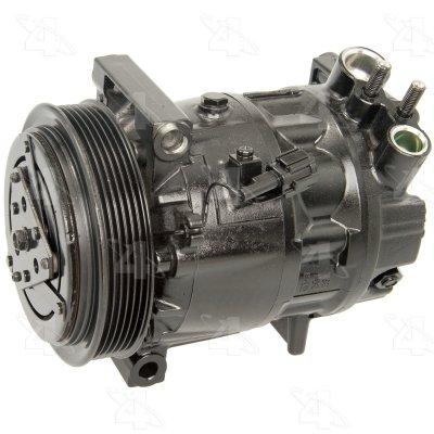 Four Seasons 67657 Remanufactured AC Compressor (2002 Nissan Maxima Compressor compare prices)