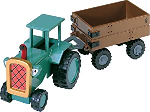 bob the builder travis amp trailer diecast amazoncouk