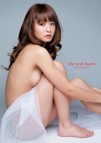 阪本麻美写真集「the real mami」