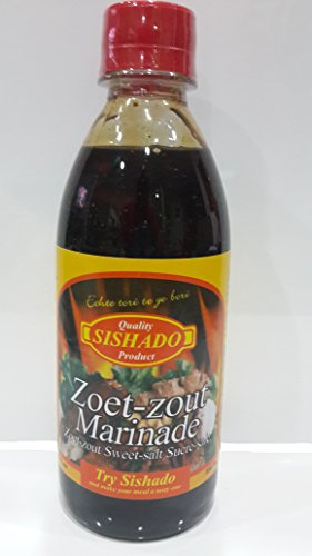 Exotic Sishado Marinade-Sweet/Salt 12Fl.Oz