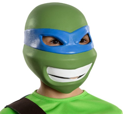 Teenage Mutant Ninja Turtles Leonardo 3/4 Mask