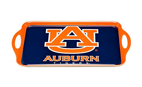 NCAA Auburn Tigers Melamine Serving Tray