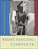 img - for Sight Singing Complete book / textbook / text book