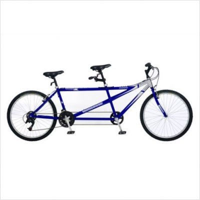 Learn More About Mongoose Wanderer AL Tandem Bike (26-Inch Wheels)