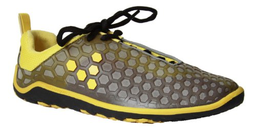 Terra Plana ladies barefoot running shoe - Evo yellow