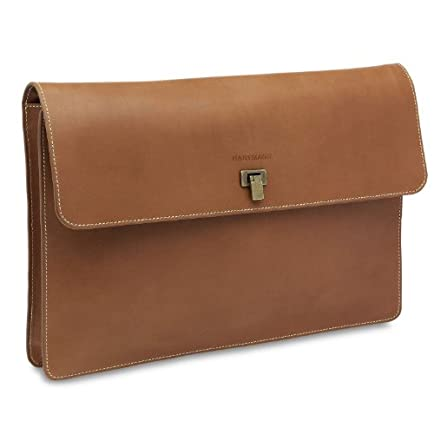 Hartmann Belting Leather Document Envelope