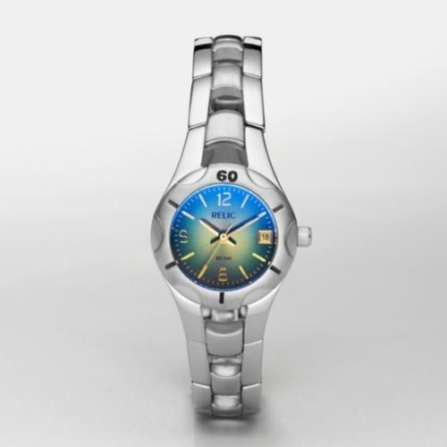 Relic Karla Silvertone Watch
