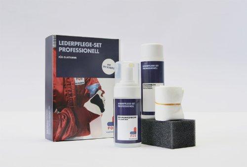 POS Lederpflege-Set Professionell mit UV-Schutz für Ihr Sofa oder Autositz