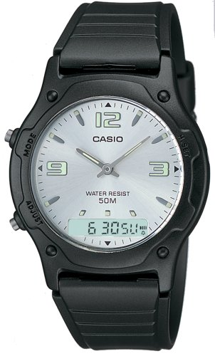 Casio Unisex Watch AW-49HE-7AVEF