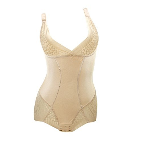 Burvogue Womens Schlankmachend Tummy Control Figurformend Po Lifting Bodysuit jetzt kaufen