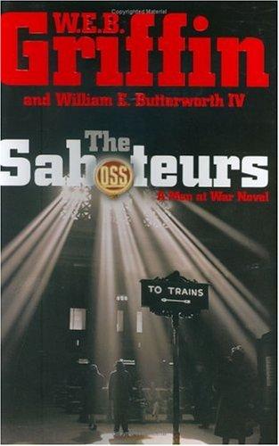 Image for The Saboteurs (Men at War (Hardcover))