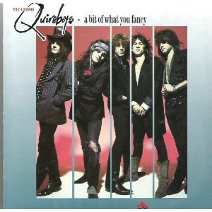 London Quireboys - A Bit of What You Fancy