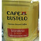 Cafe Bustelo Coffee Espresso, 36-Ounce Cans (Pack of 2) ~ Cafe Bustelo