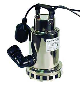 Pentair Pcd 1000 Submersible Pump Swimming Pool Water Pumps Patio Lawn Garden
