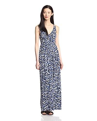 Susana Monaco Women's Double Strap Maxi Dress