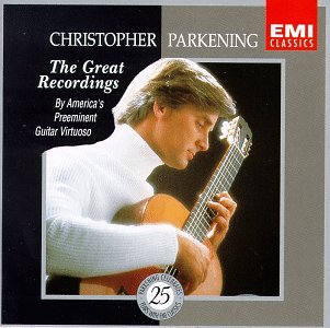 Claude Francois - Christopher Parkening: The Great Recordings - By America
