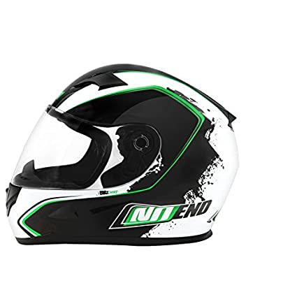 CASQUE INTEGRAL NOEND SCARP GREEN XL