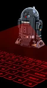 imp. R2-Q5 バーチャルキーボード LIMITED EDITION IMP-101-BK