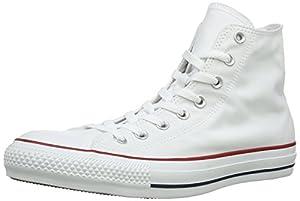 Converse AS HI CAN optical white M7650, Unisex-Erwachsene Sneaker, Weiß (optical white), EU 39 (US 6)