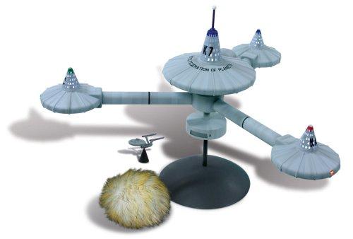 Round 2 AMT Star Trek K-7 Space Station - Collectors Tin